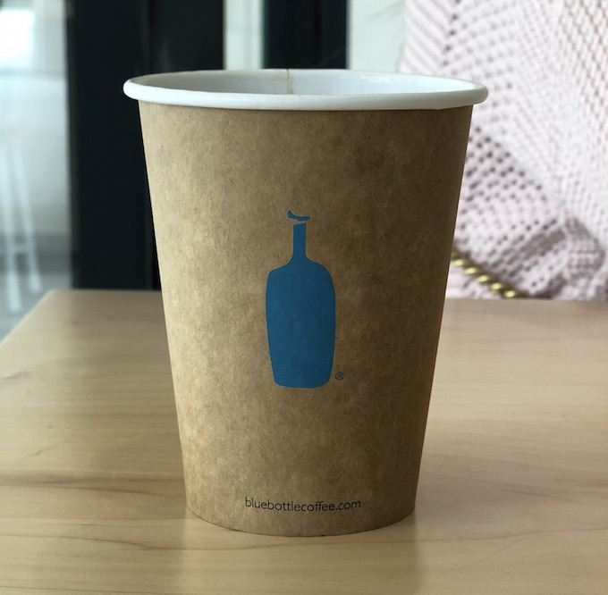 Blue Bottle Coffee Cup
