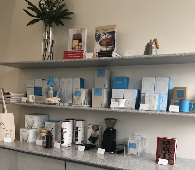Blue Bottle Coffee Products