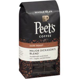 Peet's Coffee Major Dickason's Blend Review