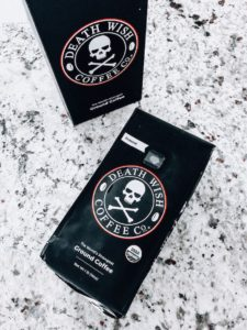 Death Wish Coffee Ground Coffee