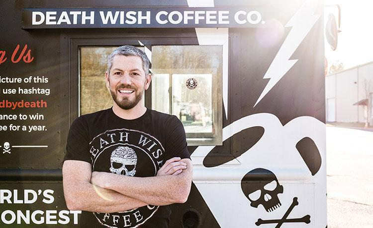 mike brown death wish coffee