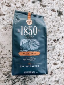 Folgers 1850 Black Gold Coffee Review