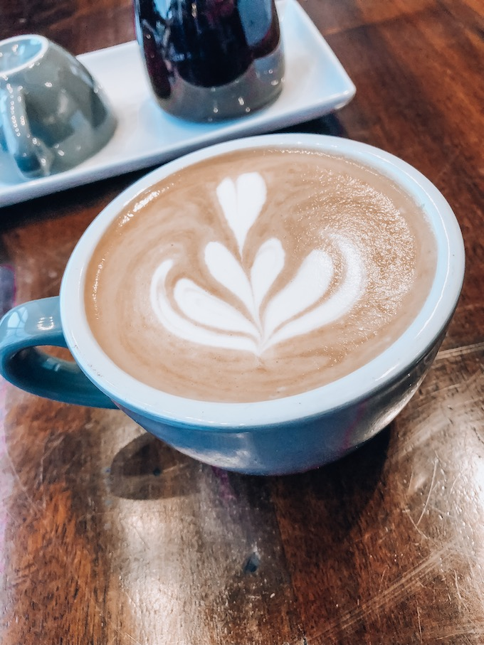 Coma Coffee Oat Milk Vanilla Latte