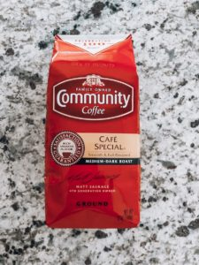 Community Coffee Cafe Special Blend Review