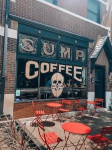 Outside of Sump Coffee St Louis