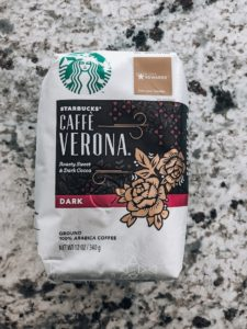 Starbucks Caffe Verona Blend Review