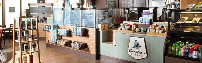 caribou-coffee roastery
