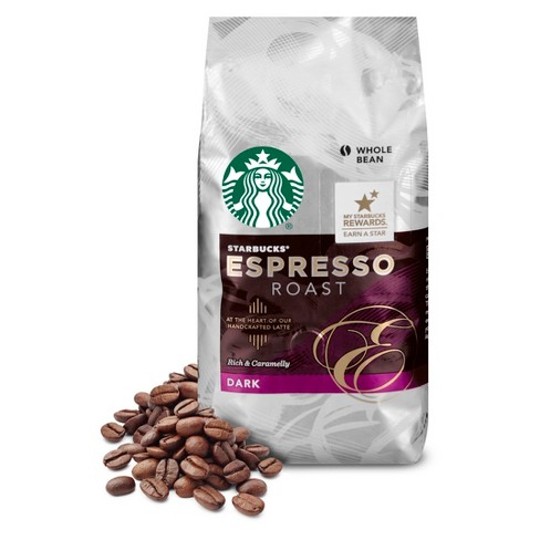 espresso roast whole bean