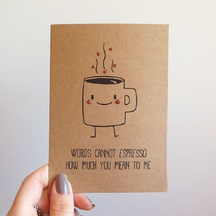 Coffee Puns About Love and Romance