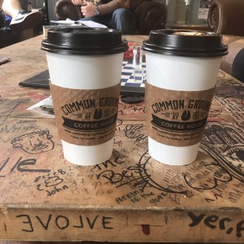 common grounds coffee