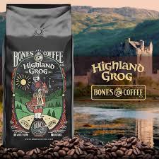 bones highland grog