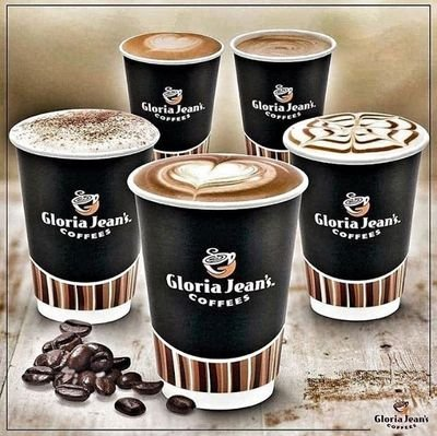 gloria jeans hot coffee