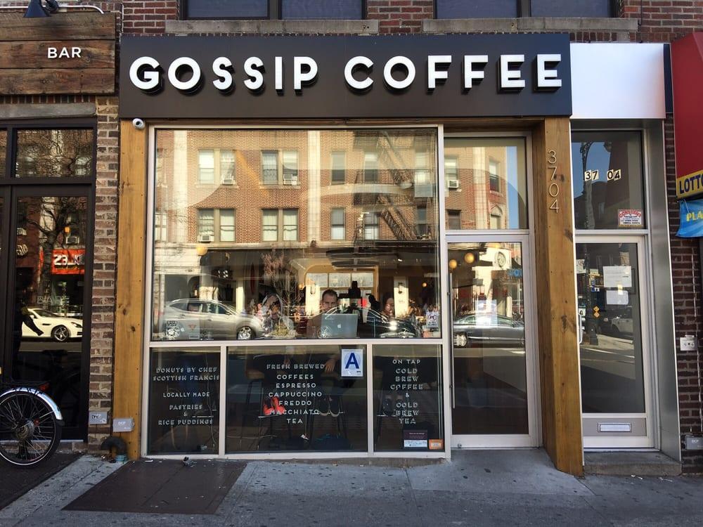 gossip entrance