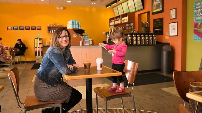 biggby coffee customers