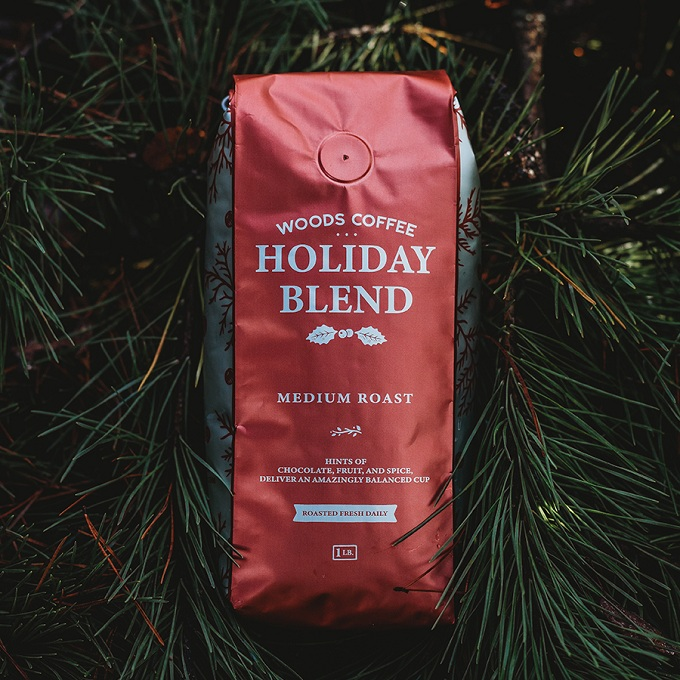 woods holiday blend