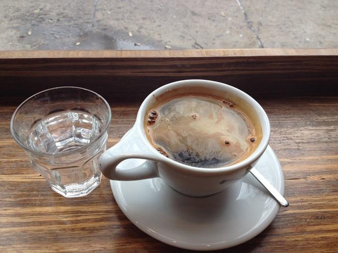 caffe streets americano