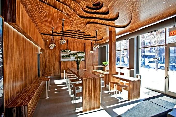 caffe streets inside