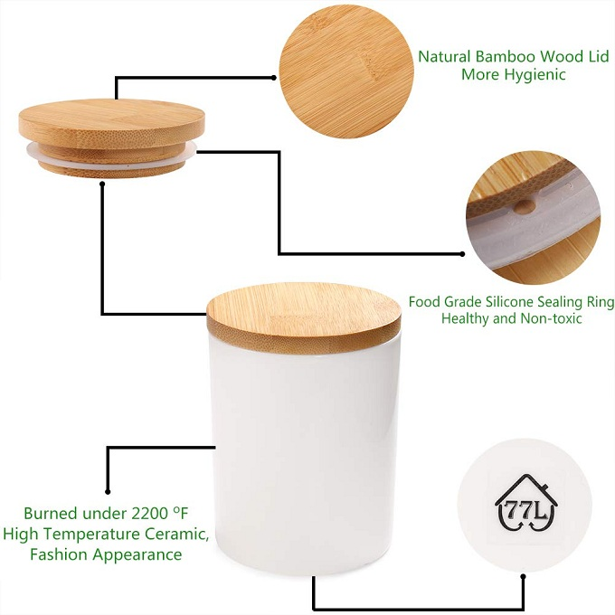 ceramic food storage