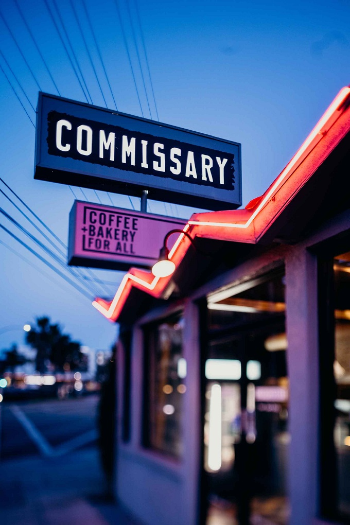 commissary outside