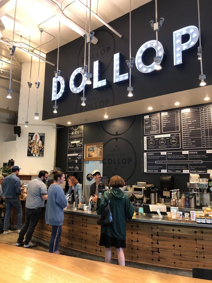 dollop customers