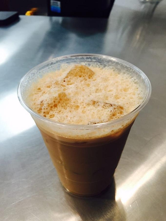 endorffeine latte