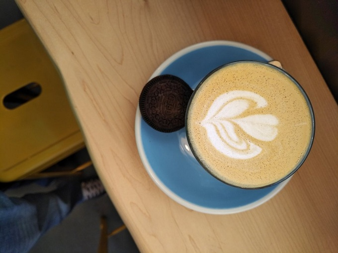 fleet coffee oreo