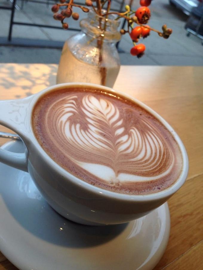 intelligensia cappuccino
