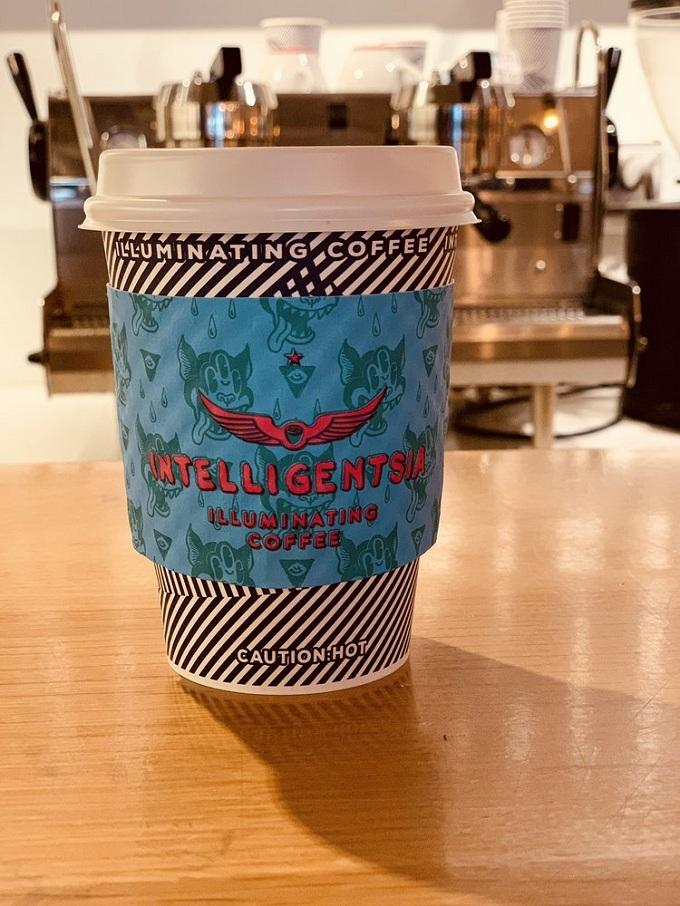 intelligensia coffee