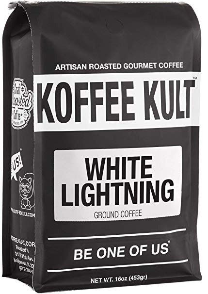 kk white lightning blonde roast