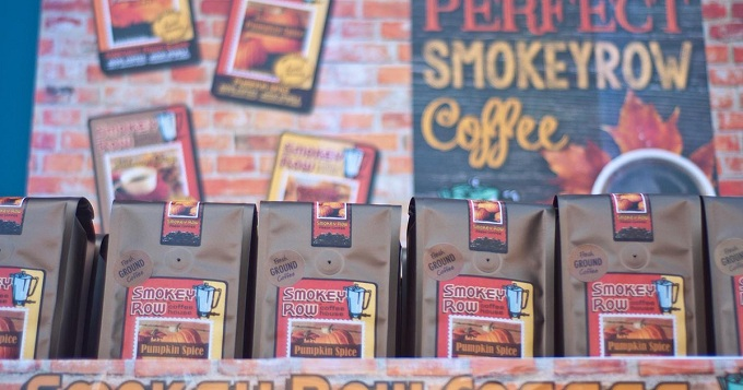 smokey row coffee blends
