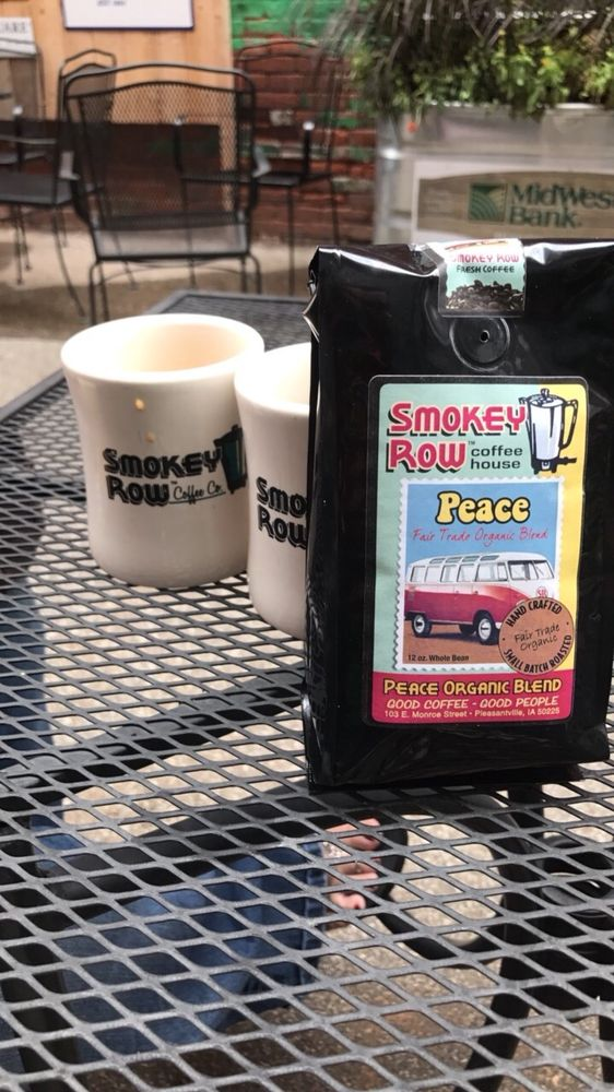 smokey row house blend