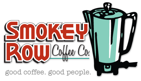 smokey row logo