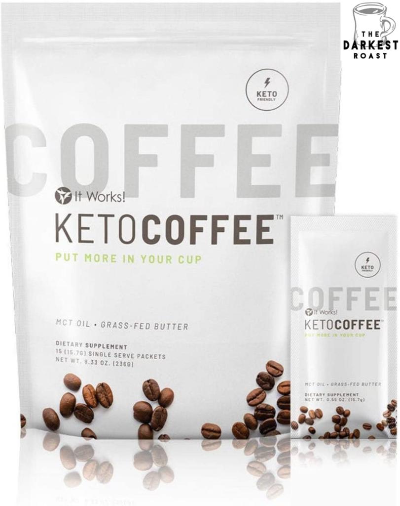 It Works Keto Coffee Reviews