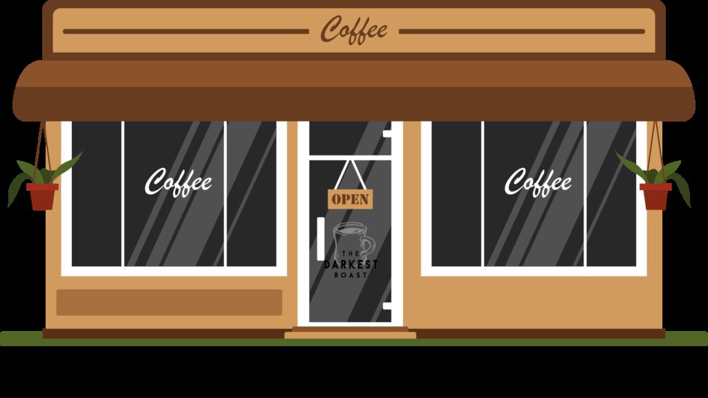 coffee shops