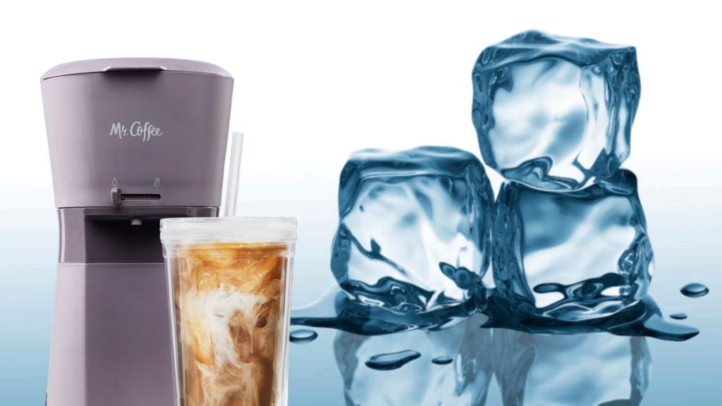 mr coffee iced coffee maker